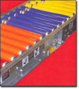 Conveyor Roller Covers & Coatings